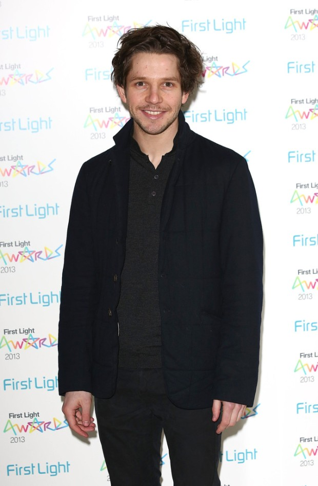 Damien Molony attends 2013 First Light Awards. Source: Zimbio
