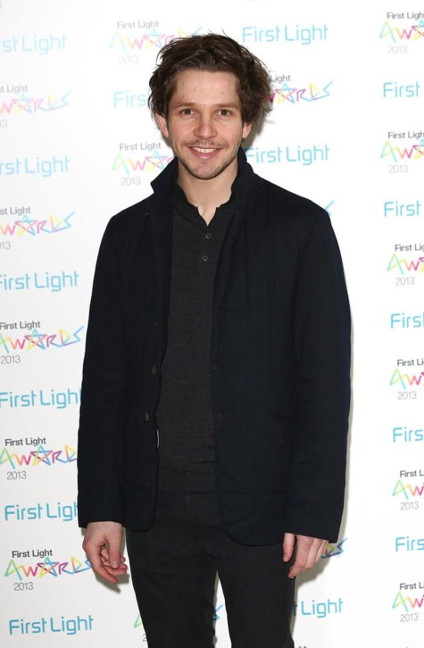 Damien Molony attends 2013 First Light Awards. Source: Zimbio