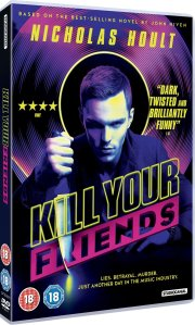 Kill Your Friends DVD artwork