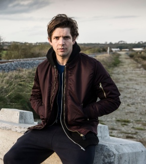Clean Break Episode One Damien Molony as Danny Dempsey RTÉ One Sunday, 27th September 2015 9.30pm