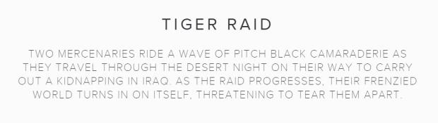 Tiger Raid synopsis, Story Film