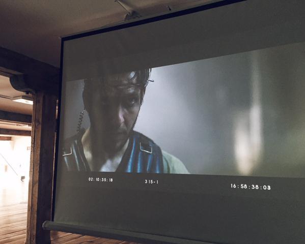 Damien Molony (Paddy) 'Tiger Raid' © Story Film