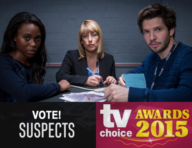 Suspects TV Choice