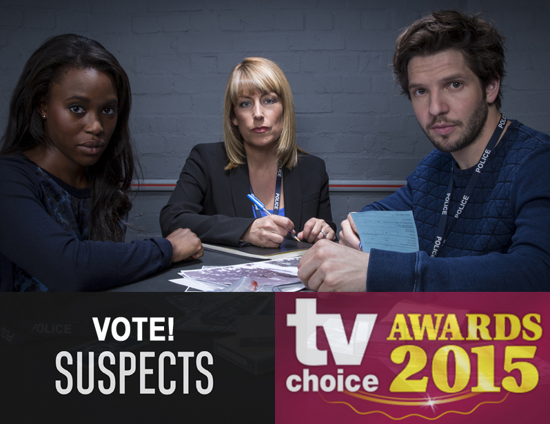 Suspects TV Choice