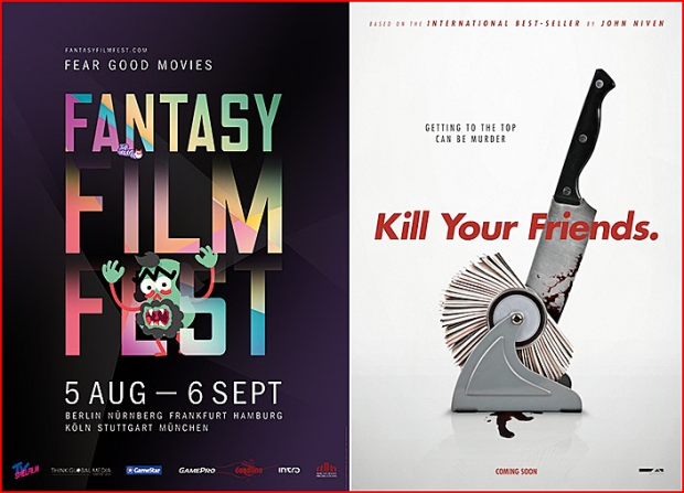 Kill Your Friends at Fantasy Filmfest