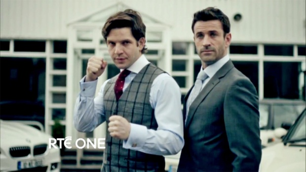Clean Break Damien Molony & Adam Fergus