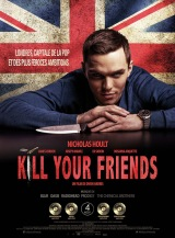 Kill Your Friends French Poster