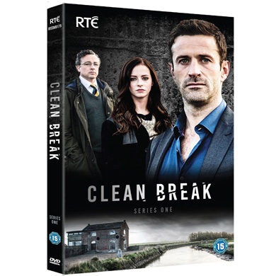 Clean Break DVD cover