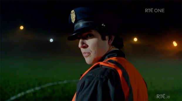 Damien as Danny Dempsey in Clean Break Episode 1