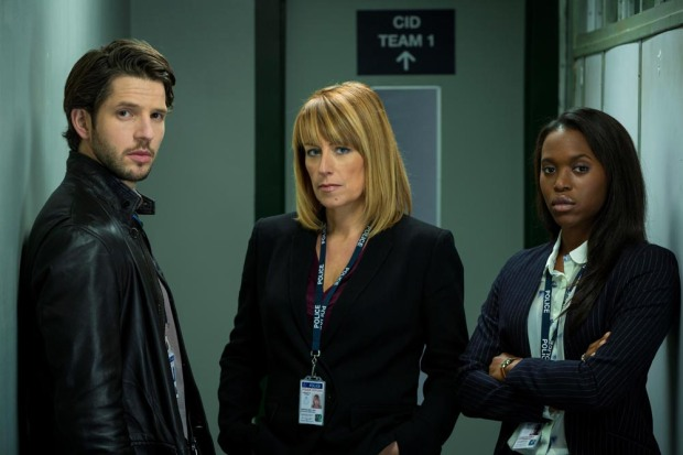 Suspects Series 1, Fay Ripley, Clare-Hope Ashitey and Damien Molony © FremantleMedia
