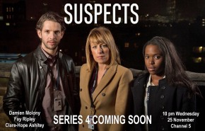 Suspects Series 4 air date