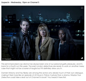 suspectss Series 4 Episode 1 Digital Spy