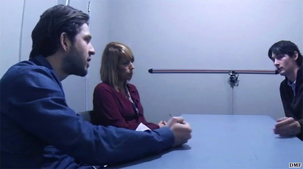 Damien Molony, Fay Ripley and James Harkness, Suspects Series 4 premiere