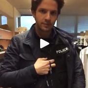 Suspects Damien behind the scenes video