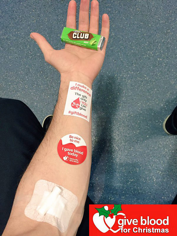 Blood donation #10