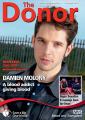 Blood Donor Magazine 2013 cover