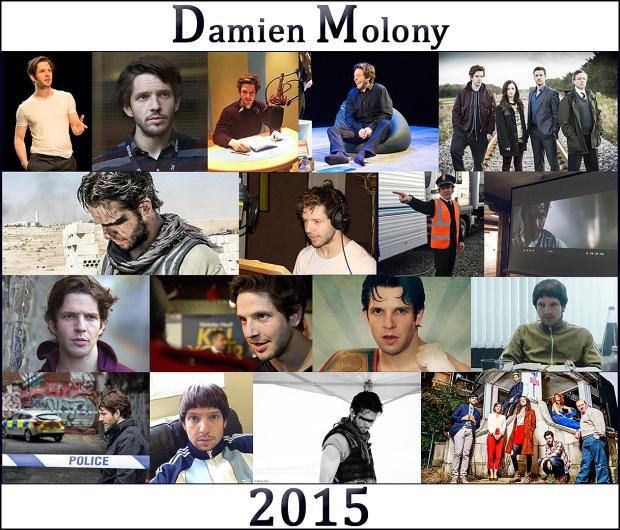 Damien Molony 2015