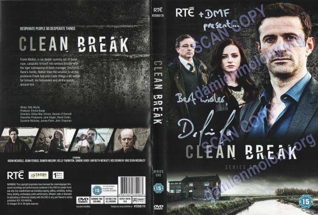 Clean Break Prize #1
