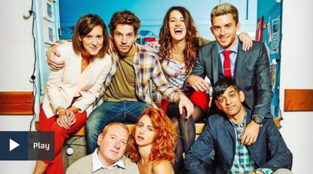 Crashing Cast Interviews