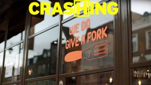 Crashing -  We Do Give A Fork