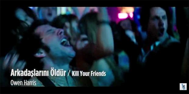 Kill Your Friends !f Film Fest