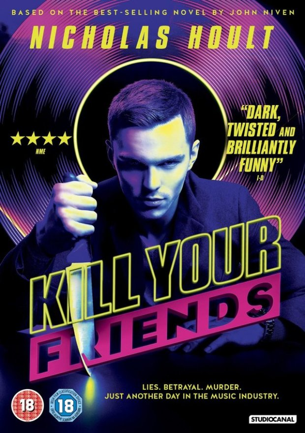Kill Your Friends DVD packshot