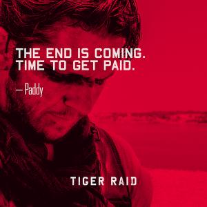 Tiger Raid Tribeca