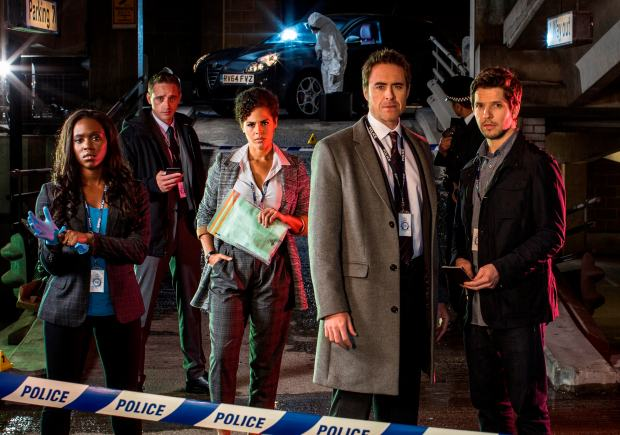 Suspects Series 5 Channel 5