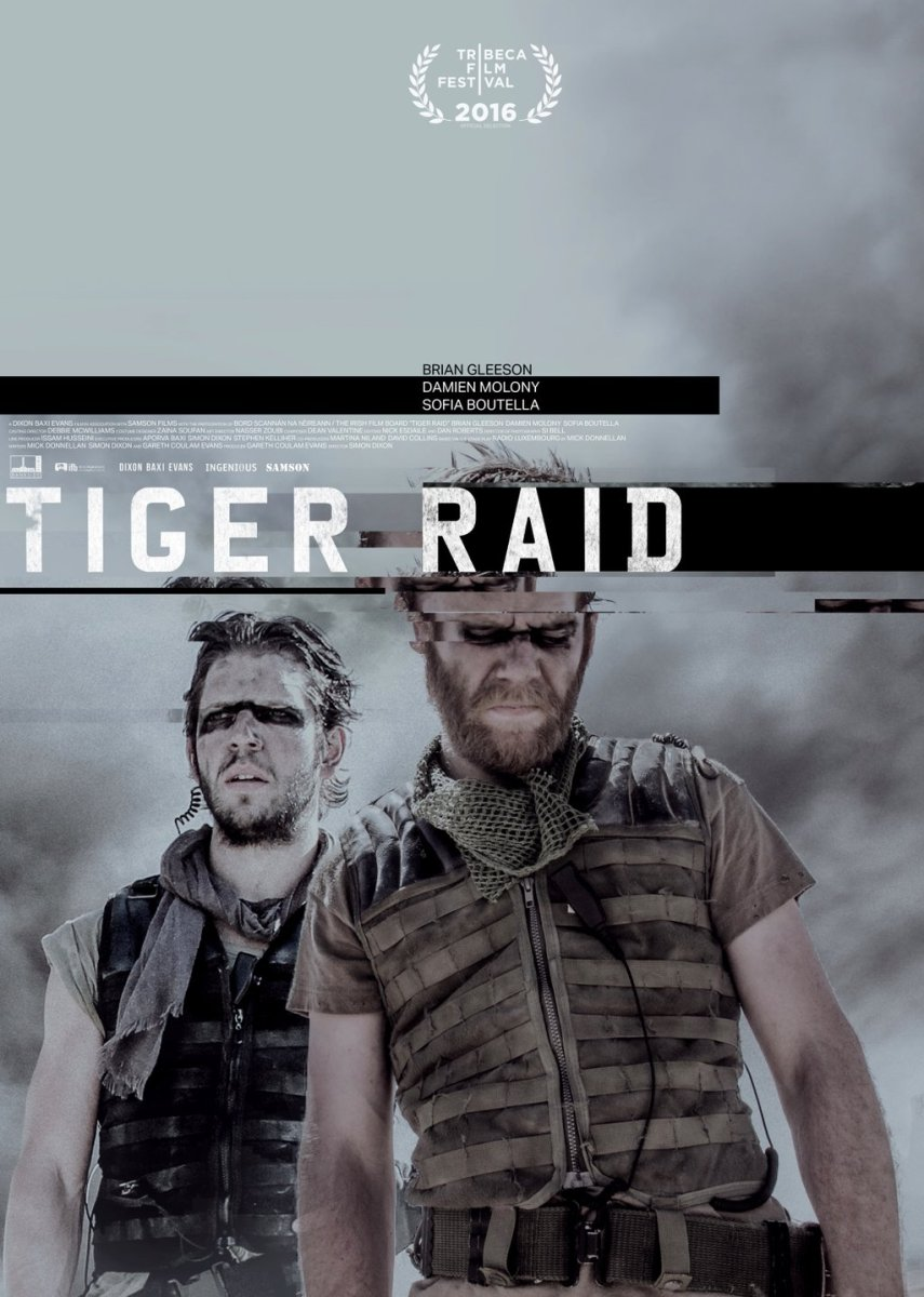 Image result for tiger raid film