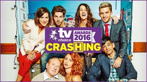 Crashing TV Choice Awards 2016