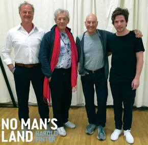 No Man's Land Rehearsal