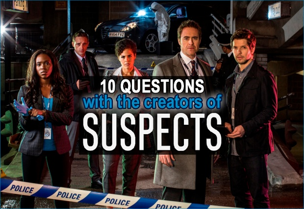 Suspects Series 5 interview
