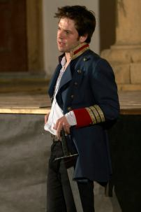 Damien as Edmund in King Lear, Shakespeare in Styria (2010)