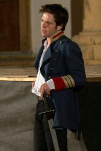 Damien as Edmund in King Lear, Shakespeare in Styria (2010)