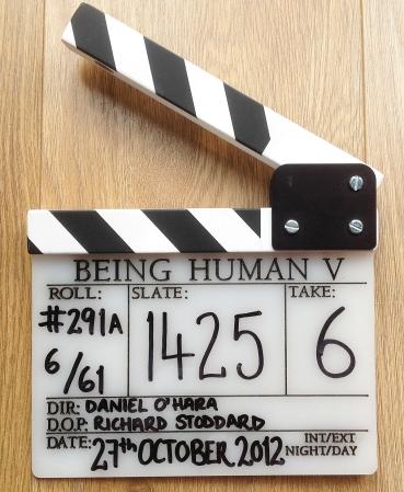 Final Being Human Slate
