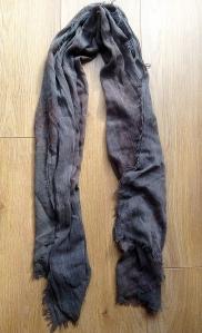 Paddy's Scarf, worn by Damien, Tiger Raid