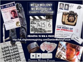 Mega Molony Memorabilia Poster
