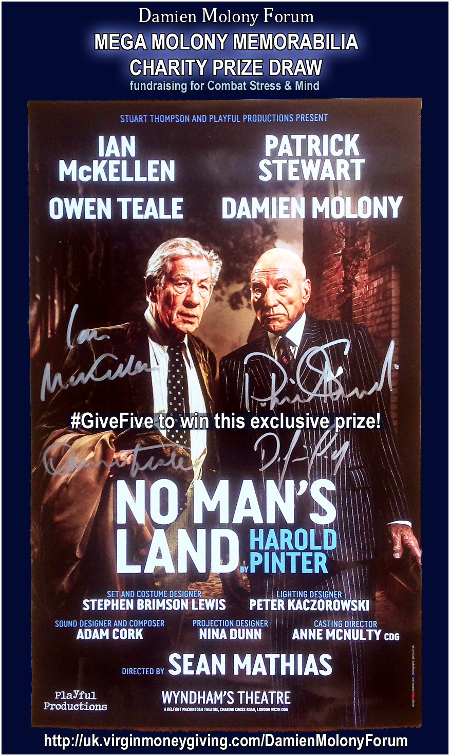 prize draw poster