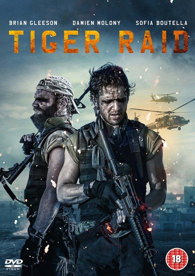 Tiger Raid DVD
