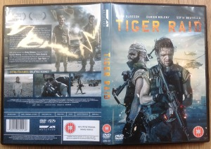 Tiger Raid DVD cover