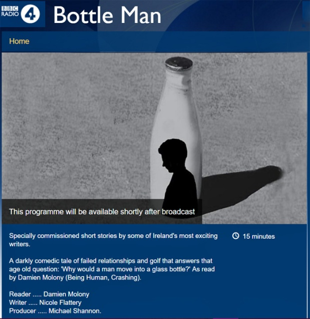 Bottle Man BBC Radio 4