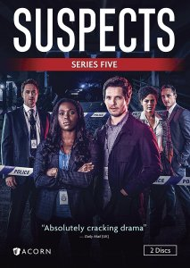 Suspects Series 5 dvd (Acorn TV)