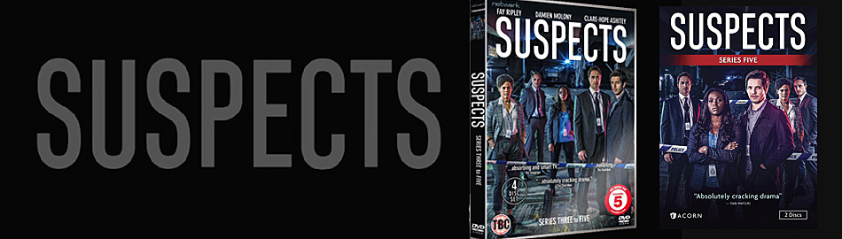 Suspects 5 DVD feature