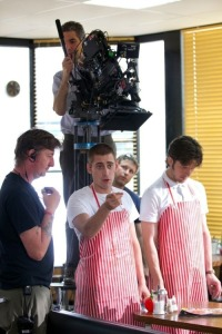 Being Human Series 4 BTS