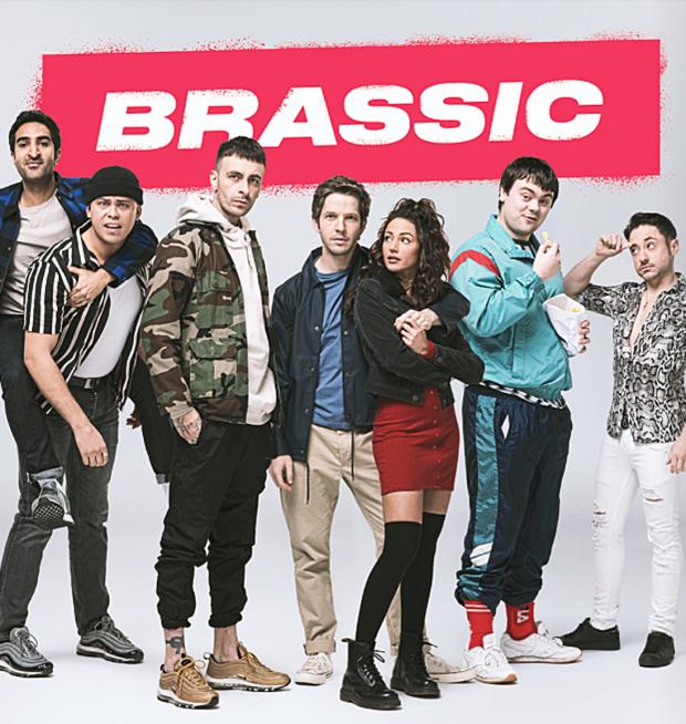 Brassic promo