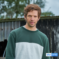 Damien Molony as Dylan, Brassic © Sky One