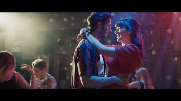 Damien Molony & Emmeline Hartley in 'Keep Breathing'